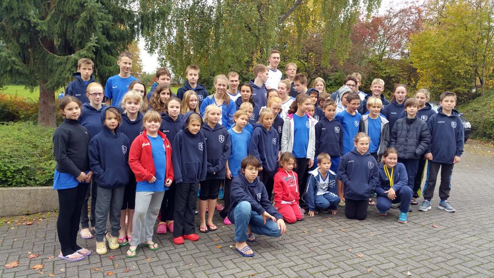 Neptun herbstschwimmfest Sundern 2015
