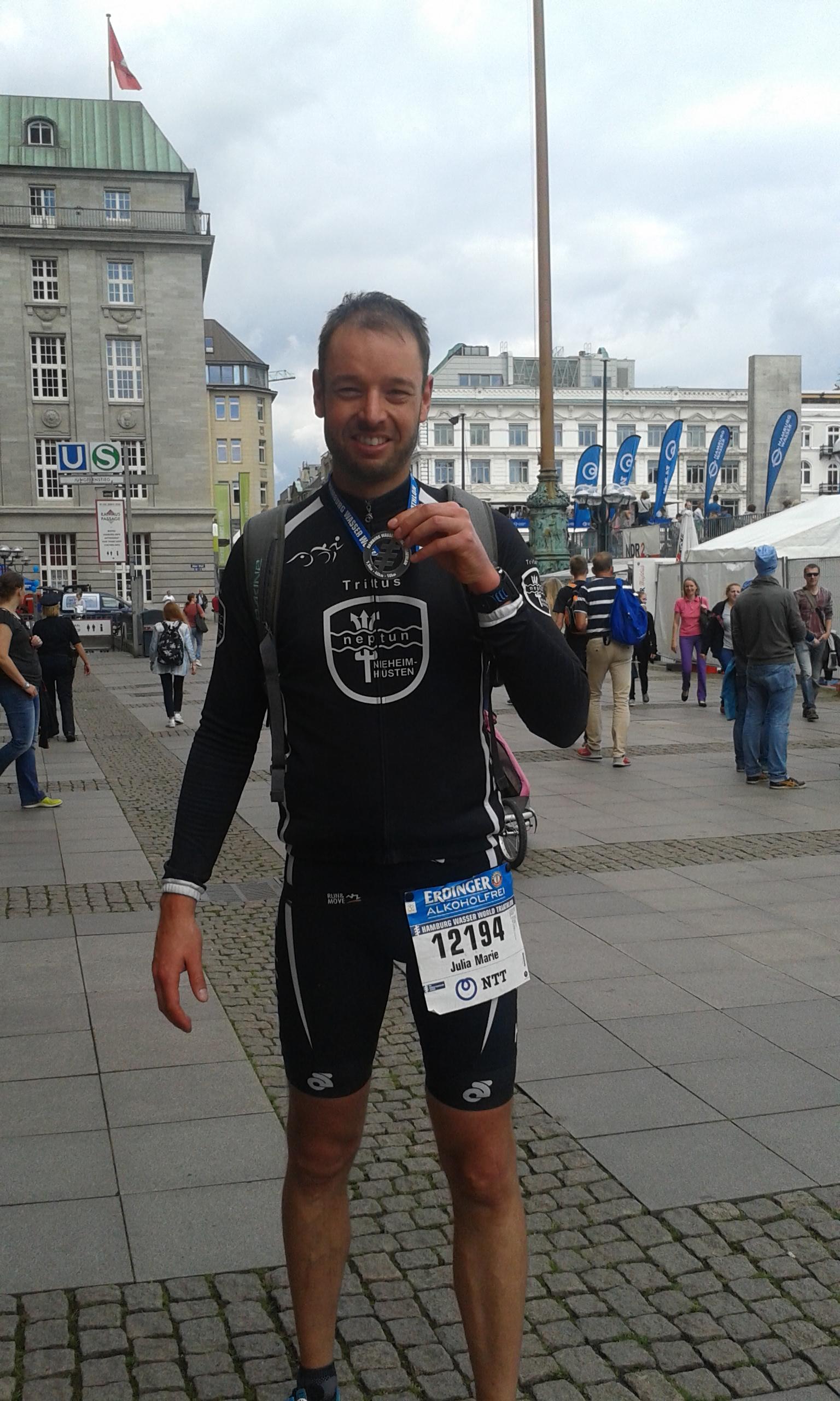 Hamburg Triathlon 2016